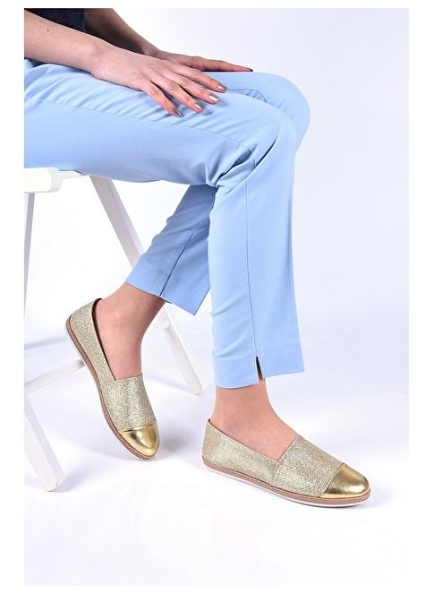 Sapin Ayakkabı Altın